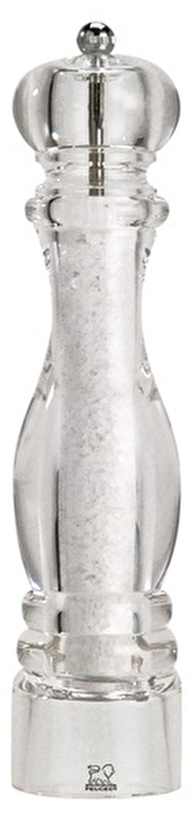 Peugeot Nancy Acrylic Tuz Değirmeni 30 Cm Renkli